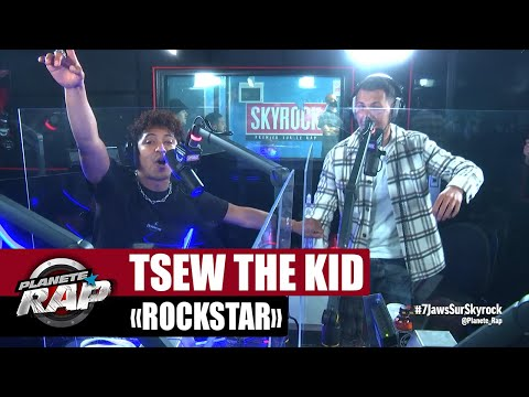 Youtube: [Exclu] Tsew The Kid«Rockstar» #PlanèteRap