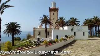 Morocco Luxury Travel - Wonderful Places To See - Cap Spartel  in Tangier