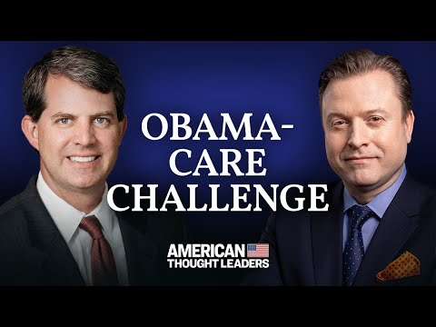 [ATL Extra] The Constitutional Challenge to the Affordable Care Act—Robert Henneke | Filmed 10.14.20