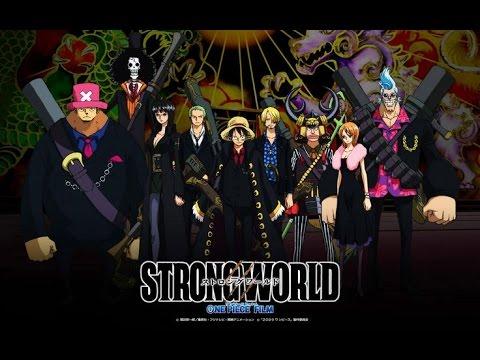 فلم One Piece Strong World مترجم Youtube