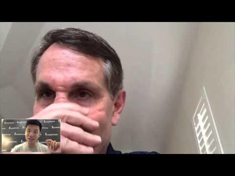 CBA Liaoning Coach Joe Whelton - Interview