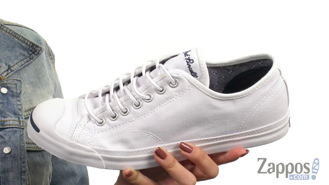 f198a9f846c9 Converse Jack Purcell LP SKU  8925233 - YouTube