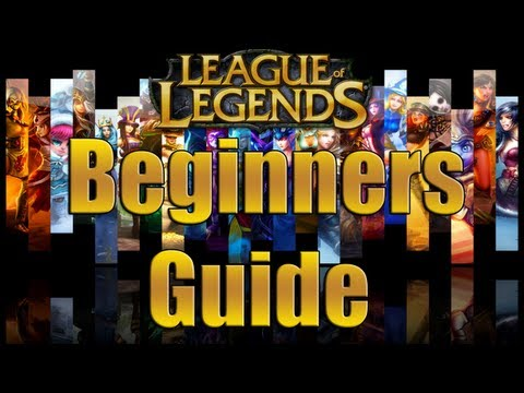 Common Terminology - Beginners Guide To League Of Legends - Lesson 1 - Season 3 (2013)