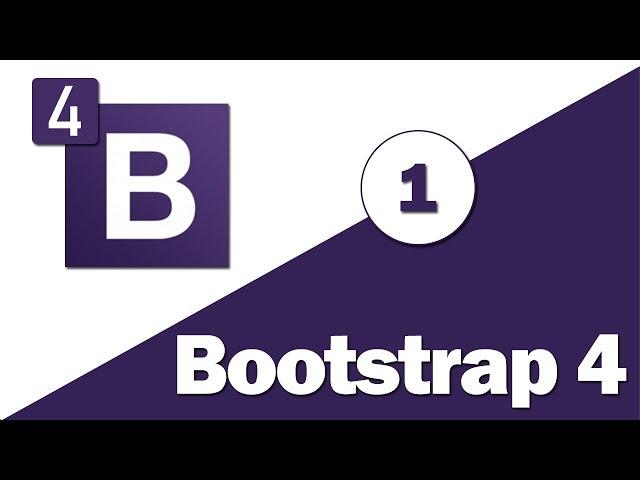 Learn Bootstrap 4 Tutorialدورة تعلم فريمورك البوتستراب 4
