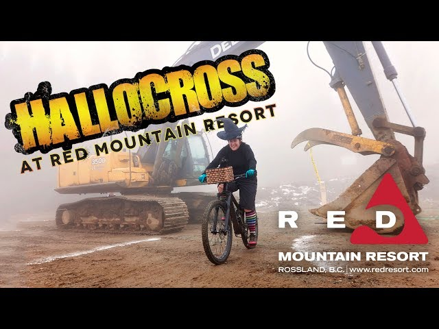 Hallocross 2017 at RED