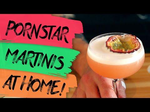 How To Make The PERFECT Pornstar Martini