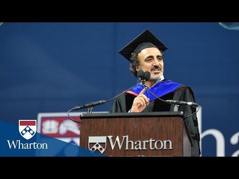 Hamdi Ulukaya, 2018 Keynote Speaker | Wharton MBA Program