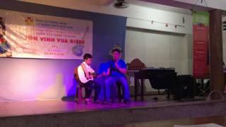 """Biểu diễn guitar """"Đồng Xanh Thơ"""""""