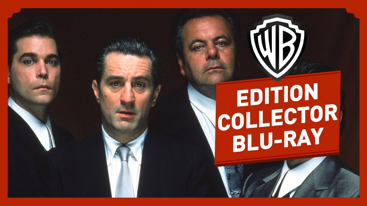 Les Affranchis - Edition Collector BLU-RAY - Robert De Niro / Ray Liotta / Martin Scorsese