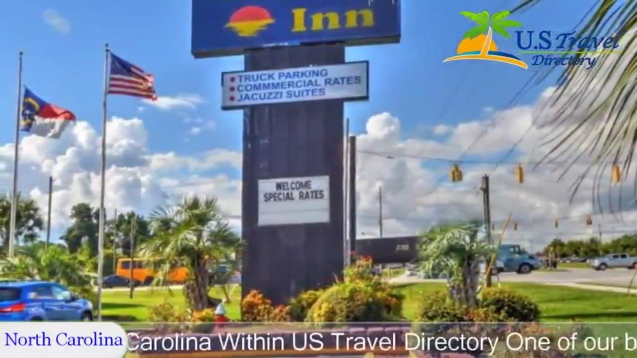 Sunset Inn - Jacksonville Hotels, North Carolina
