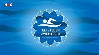 360º Elfsteden Zwemtocht van Maarten van der Weijden