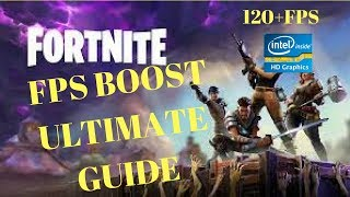 [Still Working] How to Increase FPS in Fortnite [GRATIS 2018]