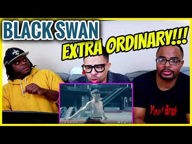 EXTRA ORDINARY REACTION to BTS 'BLACK SWAN' Art Film | Performed by MN DANCE Company