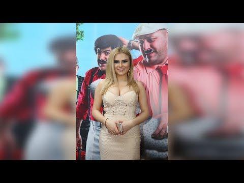 Azərbaycanlı aktrisa sinəsini çöldə qoydu ( xeberler kanal 22 )