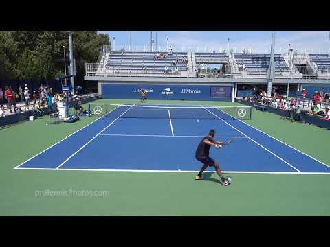 Nick Kyrgios, 2018 US Open Practice, 4K