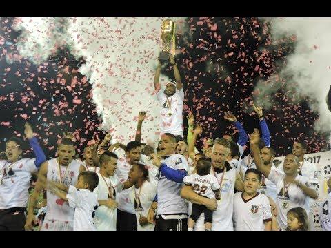 Caracas 2:1 Monagas | Monagas Campeón Apertura 2017