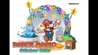 paper mario sticker star 4-1 help Paper mario is stuck in a sticky situation in this adventure through a 3d papercraft world six magical royal stickers are stuck to bowser and his evil buddies team up with the sticker fairy kersti and explore shoebox diorama-style deserts, forests, prairies, mountains, and volcanoes to track them down.