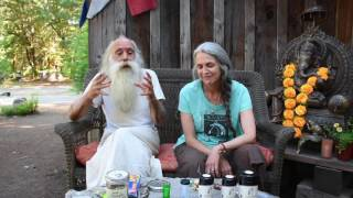 Smokin' With Swami, Episode 31: Violet Glass & Preserving Cannabis