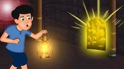 जादुई सुरंग की कहानी | Magical Secret Tunnel | Hindi Kahaniya for kids | Moral stories for kids