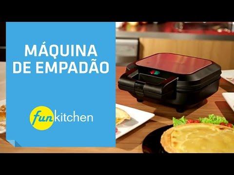 Máquina de Empadão Fun Kitchen | Shoptime