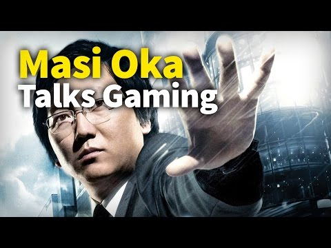 Heroes Actor Masi Oka Talks Gaming