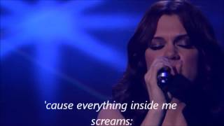 Who you are - Jessie J ( on iTunes festival 2012) with lyrics! live