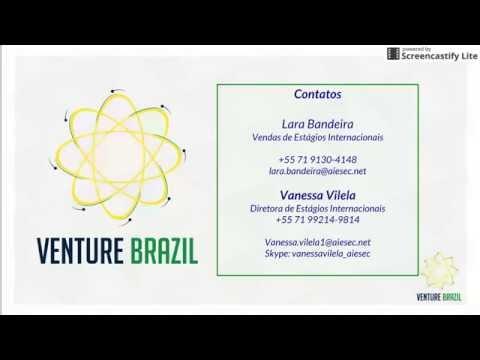 Venture Brazil Video 2