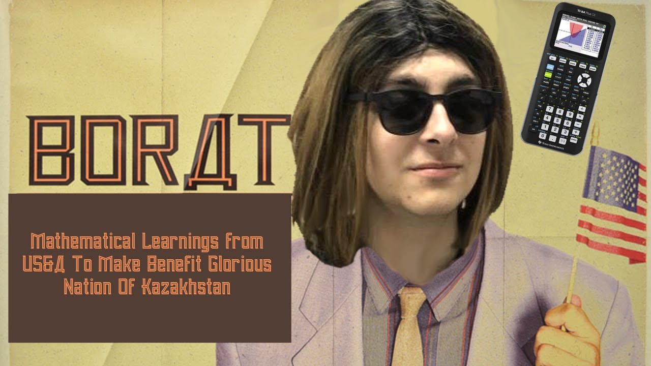 Download Borat: Mathematical Learnings From US&A To Make Benefit Glorious Nation Of Kazakhstan