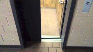 Dover Hydraulic Elevator - UMC Sahlstrom Conference Center - Crookston, MN