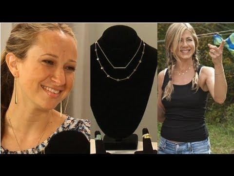 Jennifer Aniston's Jewelry in Wanderlust From Jennifer Meyer Maguire!