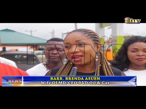 DVD Oil & Gas inaugurates news petrol station
