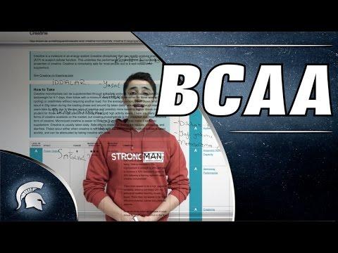 BCAA: İddialar, Araştırmalar, Kullanım Önerileri