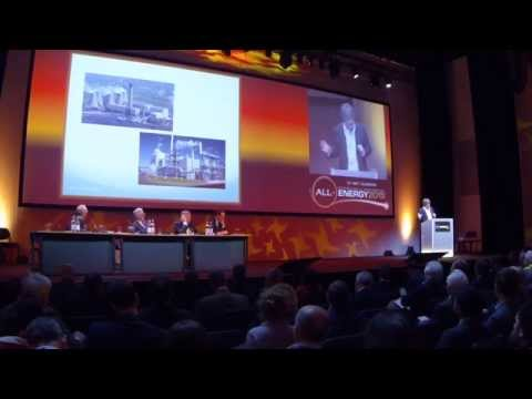 All-Energy 2015 - Opening Plenary  - Part 3/3