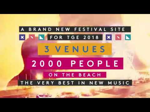 The Great Escape announces beach site and more artists 2018