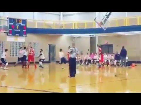 P.J. Brown Freshman Basketball