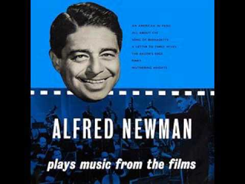 Alfred Newman - Wuthering Heights