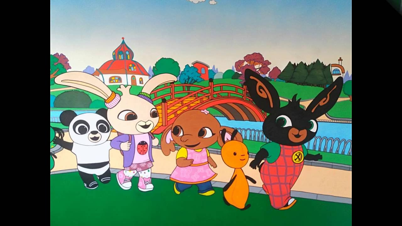 Download Bing Bunny And Friends