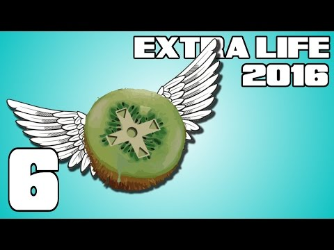 Extra Life 2016 - Part 6 - 6PM-7PM