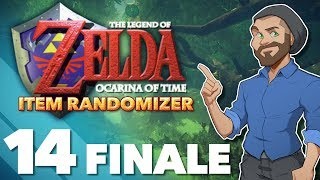 Ocarina of Time CHALLENGE RUN - FINALE - Ganondorf's Castle - PlayFrame