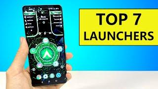 Mejores LAUNCHERS para Android 2020 - ÚTILES y GRATIS