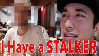 CONFRONTING MY STALKER!
