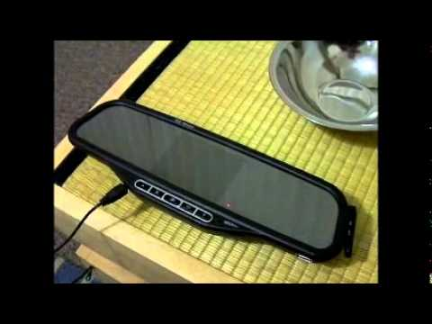 how to make a non reversing mirror