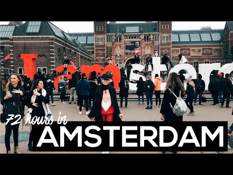 72 HOURS IN ... AMSTERDAM   NIAMHXCUNN   The Ultimate Travel Guide