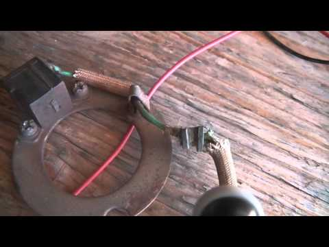ATV, ATC, Motorcycle, CDI Ignition Hack, parts list and build,
