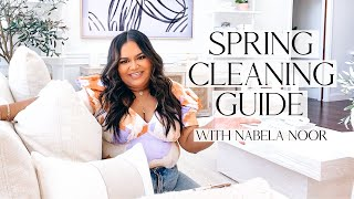 Nabela Noor's Guide to Spring Cleaning