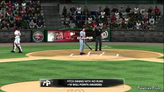 MLB 2K11 EP3 My Player :: Nick Blaze - Pitcher