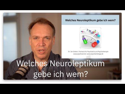 Welches Neuroleptikum gebe