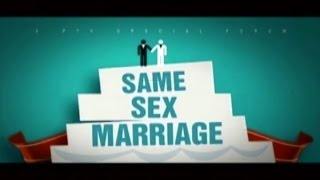 (Part 3/3) SAME SEX MARRIAGE - A PTV Special Forum [October 15, 2014]