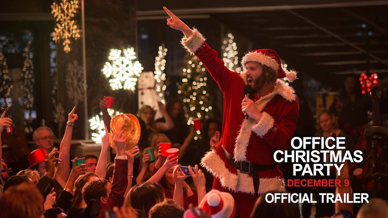 Office Christmas Party Trailer #2 (2016) - Paramount Pictures - YouTube