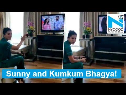 WATCH VIDEO: Sunny Leone's hilarious commentary on Kumkum Bhagya Mp3